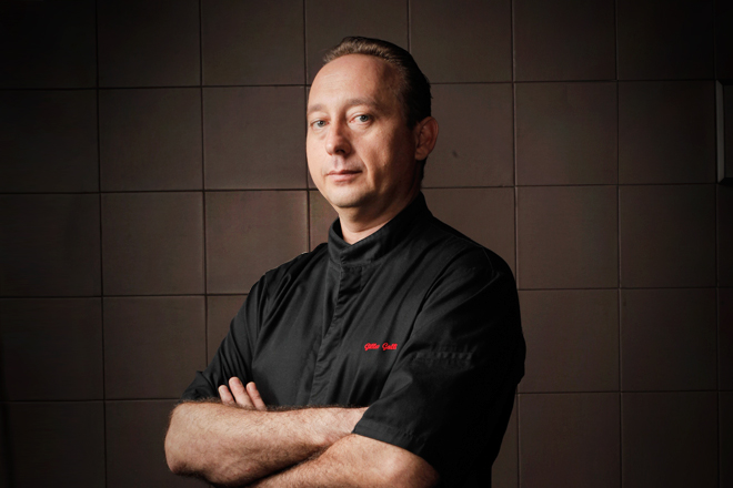 Executive Sous Chef Gilles Galli