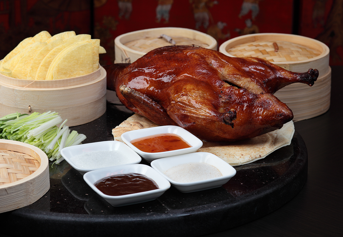 Traditional Roasted Peking Duck (whole duck)