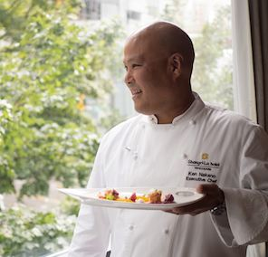 Executive Chef Ken Nakano