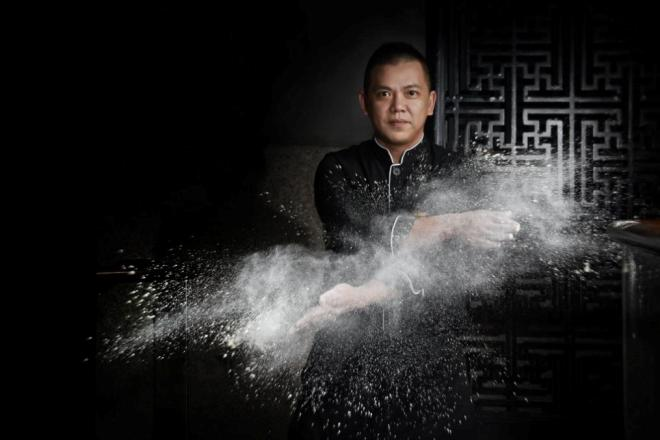 Executive Chef Adam Lin